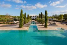 Best Rural Escapes in Ibiza / Although it is renowned for its clubbing and beach scene, Ibiza has a beautiful interior, we've selected some of the best rural hotels here, hidden gems for your Balearic getaway.