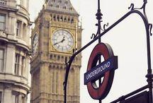 England .... U.K / by Renée
