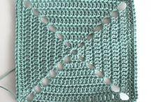 CROCHET - my afghan blanket patterns
