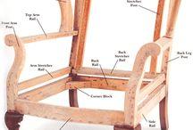 Furniture's anatomy
