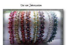 Meins, meins, meins / Meine Handarbeiten - kann man hier käuflich erwerben: www.fofinhas-perlenstuebchen.de