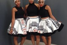 xhosa skirt