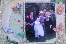My Scrapbooking Pages