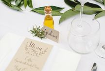Wedding table decor itallian 2