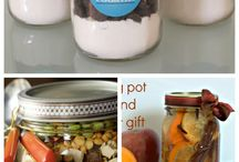 Mason Jar Galore / Mason jar projects that feature canning, labels, decoration, food and wedding favors.