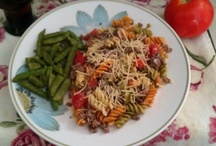 Spring Rotini w/ Ground Beef Dish / Hello everyone, I hope you are doing great and are super hungry because today I will be showing you how to make this awesome Spring Rotini with Ground Beef Dish. / by Home Cooking Secrets (HCS)