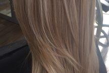 • favorite hair color