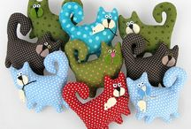 handicraft / Interesting ideas for crafts in your spare time
