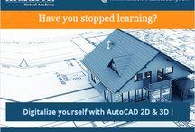 AutoCAD 2D 3D