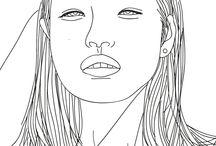 Krystal drawing / My Darwing