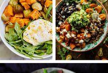 Bowl meals