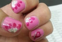 My Nails Created by Me