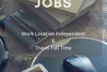 jobs travelling