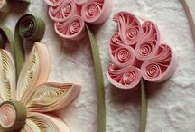 blomster quilling