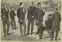France - 1860-1869 : Men