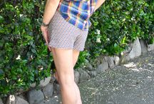 Shorts Story / Shorts and shorts outfits for grown up women.