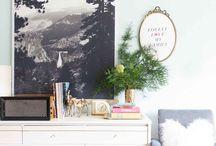 i DECORATE - living room / by Michael Wurm, Jr. | inspiredbycharm.com