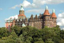 Monuments in Poland / O najciekawszych zabytkach w różnych zakątkach Polski