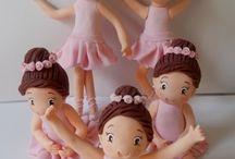 balerina figure