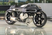MVe™ Custom Motorcycles