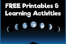 HSG: Science and Nature Freebies
