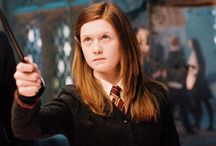 harry potter: ginevra molly weasley