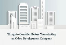 Things to Consider Before You selecting an Odoo Development  Company