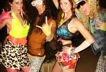 80's dress up party