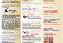 Eventi a Città della Peive / Tutti i manifesti di tutti gli eventi di #cittàdellapieve