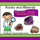 3rd Grade ~ Rocks & Minerals / by Cindy Arnold