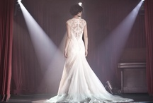 'In The Spotlight' Donna Lee Designs Collection 2014  / Gorgeous new collection for 2014 of glamorous gowns by this creative UK designer