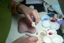 Painting reborn babies