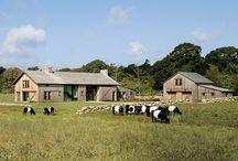 An Elegantly Minimalist Farm on Martha's Vineyard