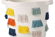 BASKETS- GENEVIEVE GORDER