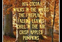 Fall. The best season of all.
