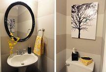 Half Bath Ideas / by Rachel U