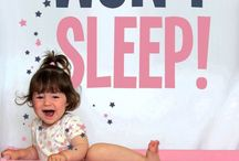 Babies: Sleep / Tips and tricks to help solve baby's sleep problems!