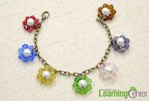 Craft / Beaded bracelet