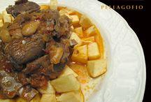 Recetas canarias / Canarian Islands recipes