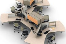 Conceptual office furniture