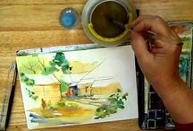 Peinture video