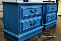 Furniture / by Jessica Palmer