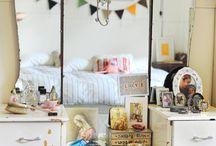 Bedroom ideas / by Sara Tezel