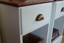 Craft Ideas: Furniture / by Sarah Wammack