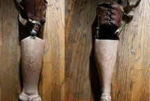 Early Prosthetic Limbs