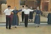 Greek dance lessons