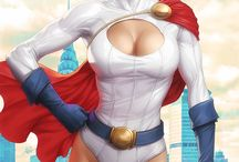 ◇Heroines◇ Power Girl
