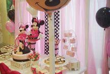 Minnie Mouse Party - Keznie 4