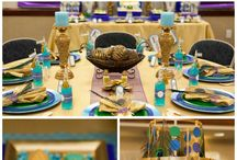 Egyptian party for tweens(Gabriele 13 years old)