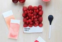 "Griottes & similar / Cute ideas and stuffs from ""Griottes, palette culinaire"""
